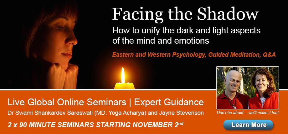 Big Shakti Facing the Shadow Seminars